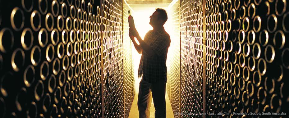 South Australian wineries. Yaldara Estate, Lyndoch